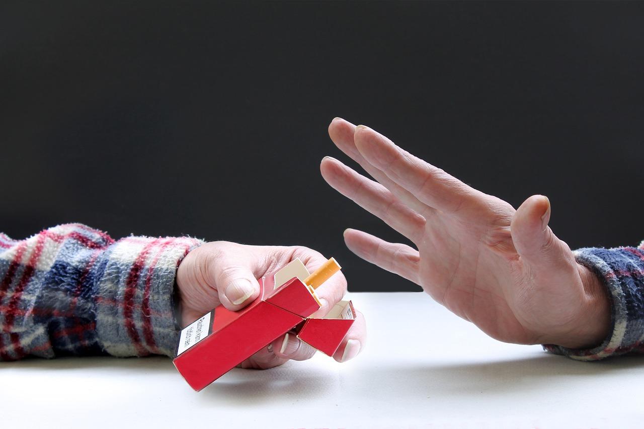 Nikotinfüggőség – Wikipédia